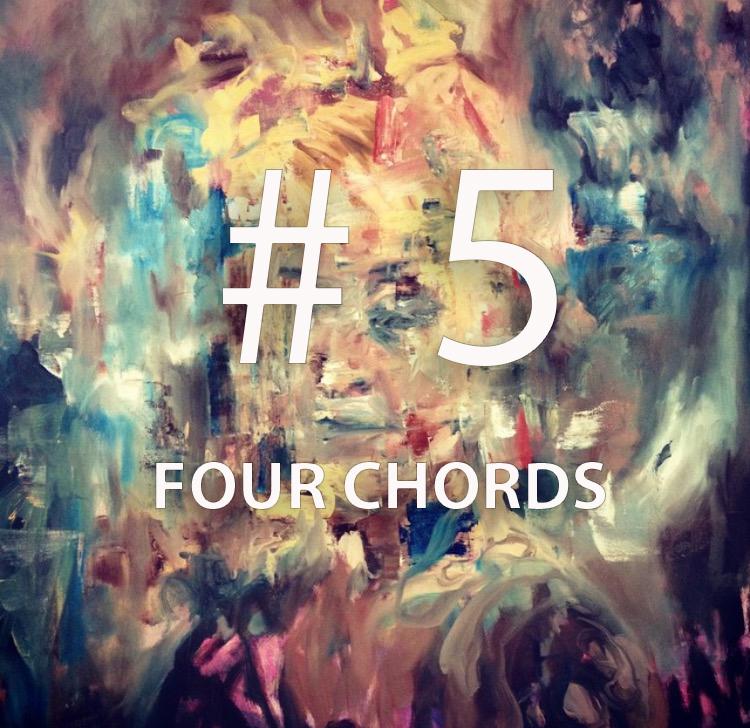 Portraits 5 Four Chords Johnny Paglino